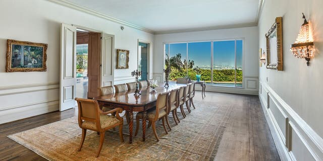 """""""Royalty, world leaders, and Hollywood icons have graced this property perched atop a summit that overlooks all that Los Angeles has to offer."""""""
