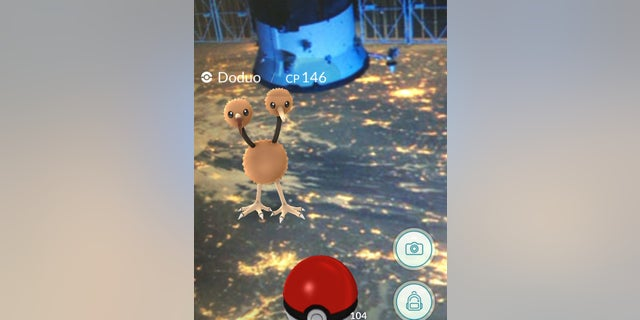 """""""Pokémon Go"""" lets players catch virtual critters in the real world — but would its reach extend to space?"""