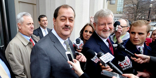 This time last year, Don Blankenship was close to completing a yearlong prison sentence following a misdemeanor conviction for conspiring to violate federal mine safety standards. Blankenship was the CEO of the Massey Energy Company when an explosion at the Upper Big Branch Mine killed 29 miners. Now, he's jumped into a race with West Virginia Attorney General Patrick Morrisey and Congressman Evan Jenkins, R-W.V., to replace incumbent Sen. Joe Manchin, D-W.V., in a state President Trump carried by 42 points in 2016.
