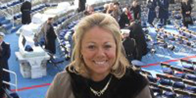 Eileen Chamberlain Donahoe, shown here, has been tapped to be the Obama administration's representative on the U.N. Human Rights Council. (Facebook)