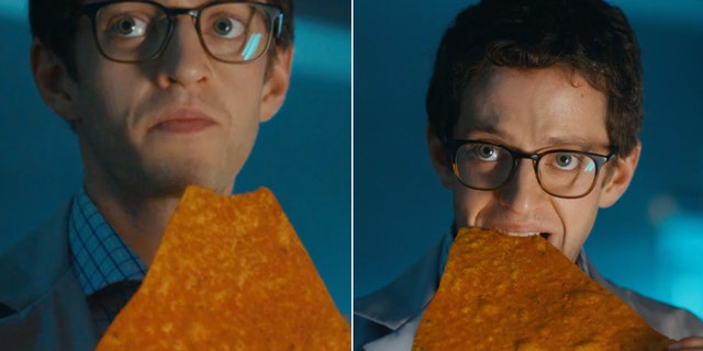 Doritos is launching special foot-long Doritos, the biggest in the world, for a limited time.