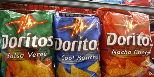 The  mystery of why Target is refrigerating bags of Doritos has been solved.