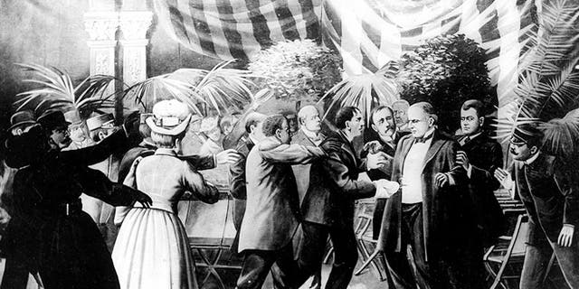 President William McKinley of Ohio was assassinated in Buffalo, New York in 1901. Ohioans were outraged over Obama's decision to rename Mt. McKinley because it was named for him.