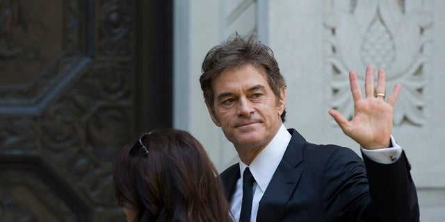 Dr. Mehmet Oz was also appointed to President Trump's sports council.