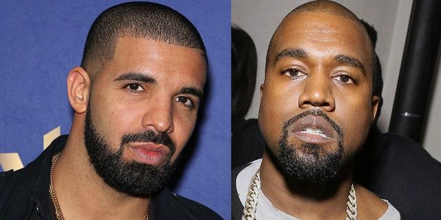 """Drake takes subtle jab at Kanye West after the rapper calls him """"insensitive."""""""
