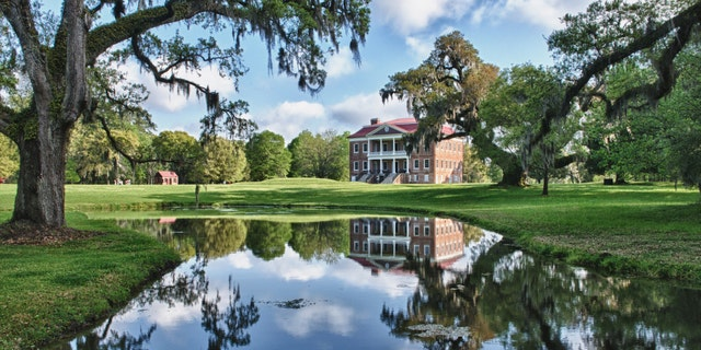 """Drayton Hall claims the oldest preserved plantation house in America still open to the public. """"It's witnessed the American Revolution, the Civil War, and natural disasters, and now it lives on as an architectural treasure and an active archaeological site,"""" said Carter C. Hudgins, Ph.D., the president and CEO of the Drayton Hall Preservation Trust."""