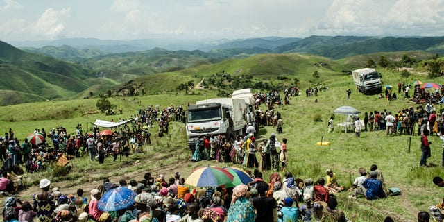 Over 3,500 of the people who received this emergency aid had fled clashes in the hills of Busolo, near Luntukulu. They have taken refuge in villages already seriously affected by the conflict.