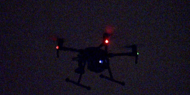 Police were reportedly using this drone to search for suspects after the Colorado shooting.