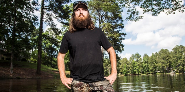Jase Robertson, COO of Duck Commander.