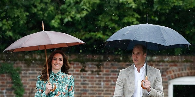 Britain's Prince William and his wife Kate, Duchess of Cambridge, already have two children: Prince George, 4, and Princess Charlotte, 2.