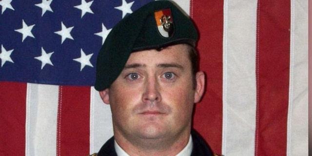 Staff Sgt. Dustin Wright was killed when his patrol was ambushed.