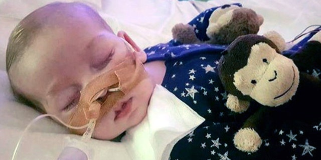 Charlie Gard has been cared for at Great Ormond Street Hospital, in London.