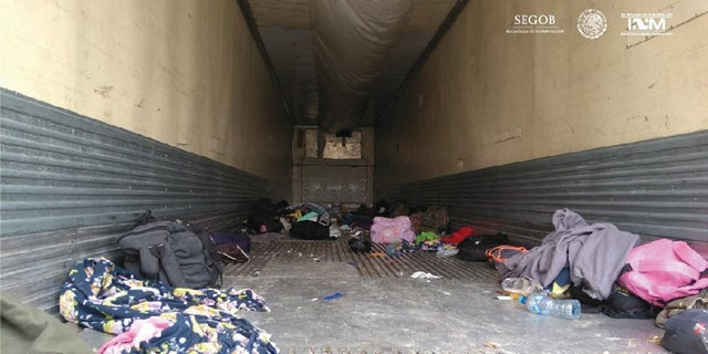 Among them were 24 youths and 12 unaccompanied minors who were turned over to child welfare authorities.