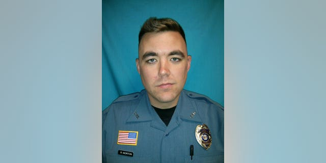 Clinton Police Officer Ryan Morton was fatally shot after responding to a 911 call.  (Missouri State Highway Patrol)