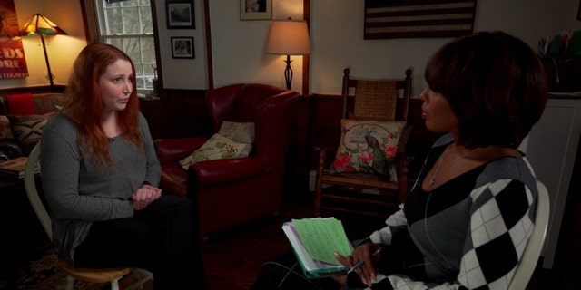 Dylan Farrow speaks with CBS This Morning's Gayle King.