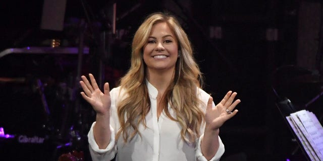 Shawn Johnson announced Thursday that she is pregnant after she suffered a miscarriage in October 2017.