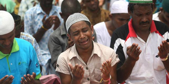 """The U.S State Department is said to be deliberating on calling actions against the Rohingya """"genocide"""""""