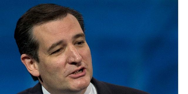 Sen. Ted Cruz, Texas Republican