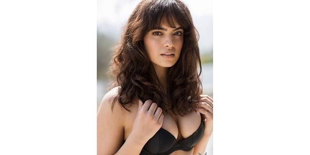 Playmate of the Year Nina Daniele.