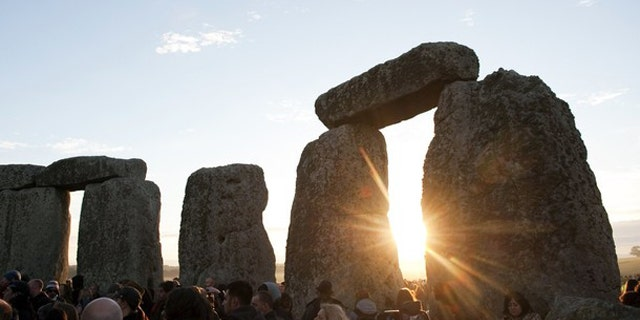 June 21, 2010: Some 20,000 revellers gathered at Stonehenge in England to watch dawn break and celebrate the summer solstice, the longest day of the year in the northern hemisphere.