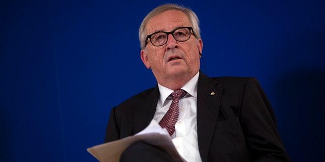 European Commission President Jean-Claude Juncker will travel to Washington on Wednesday.