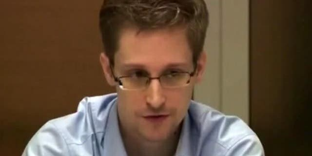 Former National Security Agency contractor Edward Snowden (Fox News)