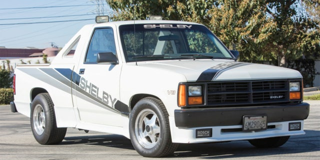 1988 Dodge Shelby Dakota prototype