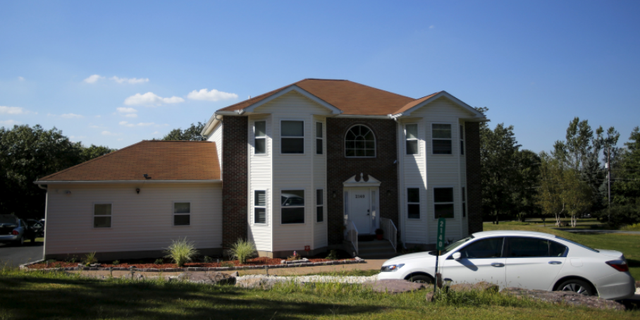 Michael Deng died during a fraternity hazing ritual at a house in the Poconos, pictured here.