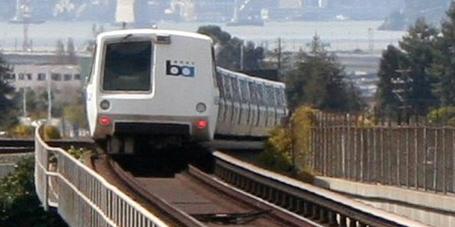 FILE: Two women were reportedly stabbed in a random attack at a BART station in Oakland. The suspect fled.