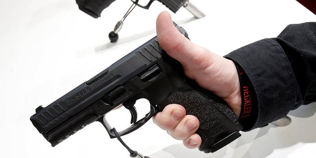 A judge determines if the person is a danger to himself or others. If the order is issued, the guns can be seized immediately, but the gun owner gets to make his or her case in court within two weeks.