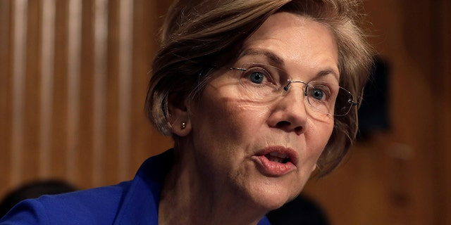 "Massachusetts Democratic Sen. Elizabeth Warren is trying to raise money to help Tester fend off Trump's ""bullying."""