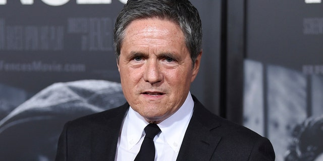 "In this Dec. 19, 2016 file photo, Paramount CEO Brad Grey attends a special screening of ""Fences"" in New York. Grey, who served as the chairman and CEO of Paramount Pictures for 12 years, has died."
