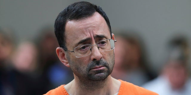 Larry Nassar was sentenced to decades in prison for sex crimes.