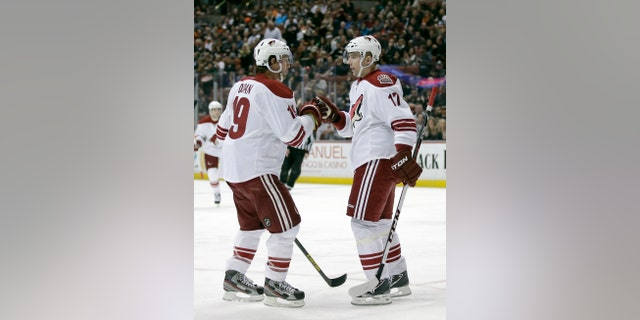 Four Years Of Uncertainty Finally Catches Up To Phoenix Coyotes On