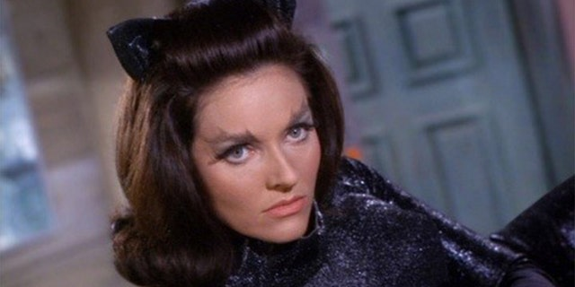 Lee Meriwether wasn't worried about being compared to Julie Newmar as Catwoman.