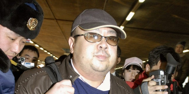 Kim Jong Nam was killed in 2013 at Malaysian airport.