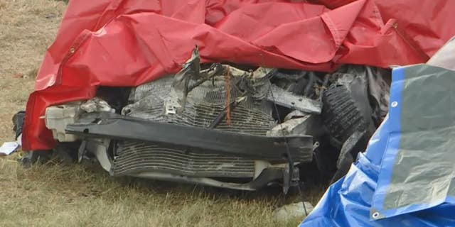 A fatal car crash in Delaware killed five people, including four children, Friday, July 6, 2018.