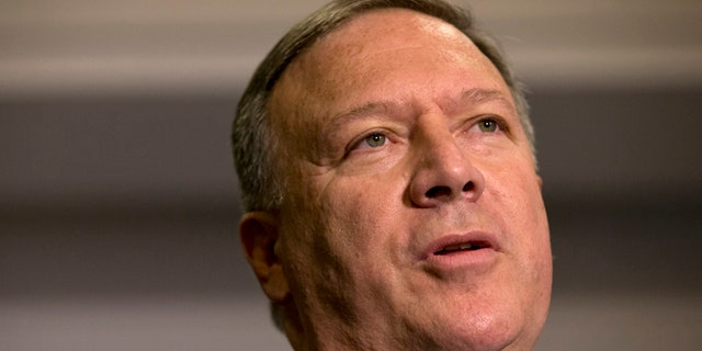 Pompeo was on the House Intelligence Committee, but now runs the CIA.