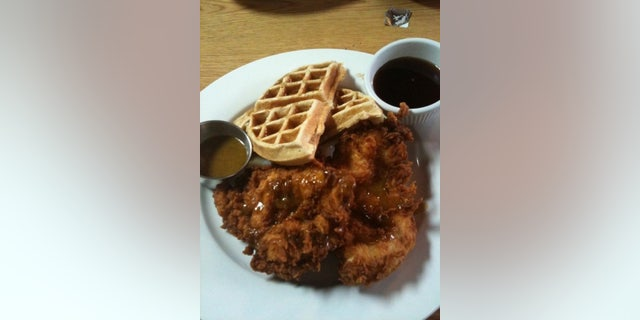 America's best chicken and waffles | Fox News