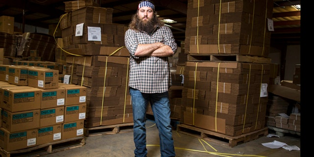 Willie Robertson is the CEO of Duck Commander.