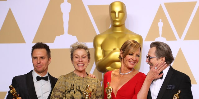 The actors and actresses who won Oscars last year will also be presenting, including Sam Rockwell, Frances McDormand, Allison Janney and Gary Oldman.