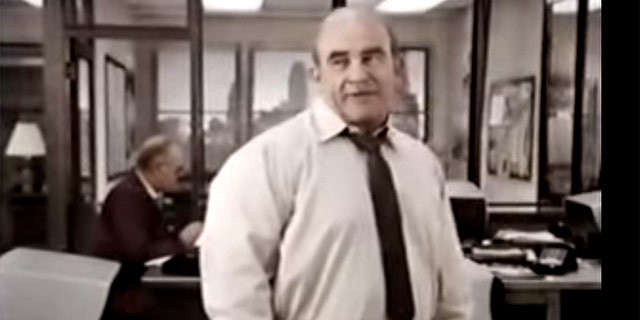 Ed Asner said his character became more serious.