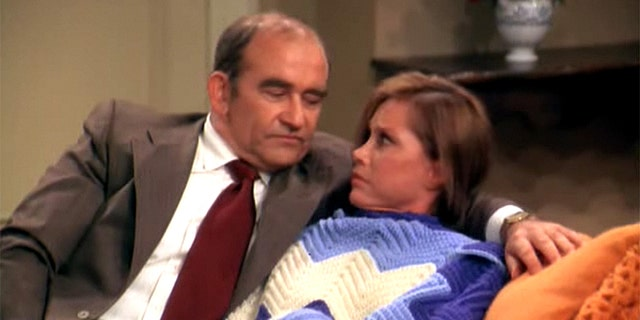 """Ed Asner would move on from """"The Mary Tyler Moore Show"""" with his own spin off."""