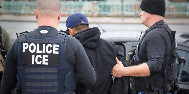 In other areas of law enforcement – terrorism, drugs, gangs, human trafficking – federal and local police work together. In California, ICE is on its own.