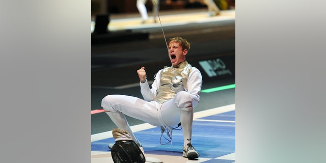 Westlake Legal Group edac8103-Race-Imboden Todd Starnes: Fencer Race Imboden owes America an apology, should be replaced on Team USA Todd Starnes fox-news/sports fox-news/politics fox-news/opinion fox-news/fox-nation fox news fnc/opinion fnc article 27eb4109-58df-55b6-beb8-4ccf45465087