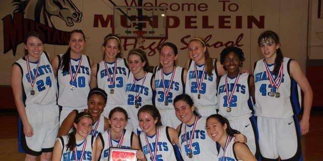 Highland Park High School Girls' Varsity Basketball Team