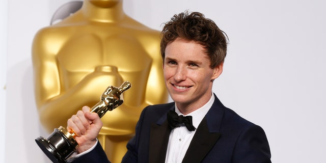 Eddie Redmayne won an Oscar for his portrayal of Stephen Hawking.