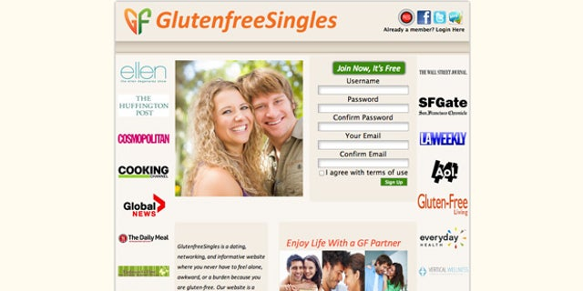 dating website for food lovers