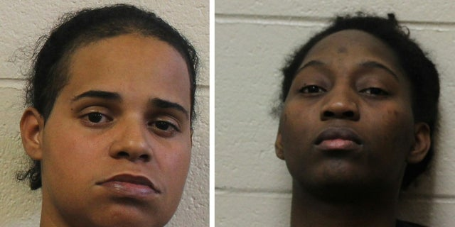Amanda R. Wright, 29, and Besline Joseph, 25, were arrested after children were allegedly beaten in a Maryland home.