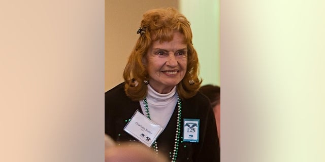 Charlotte Butler, 84, will graduate from Post University in Waterbury, Connecticut, on Saturday, May 13, 2017.